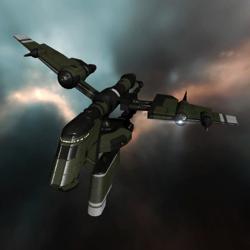 Concord Army Frigate