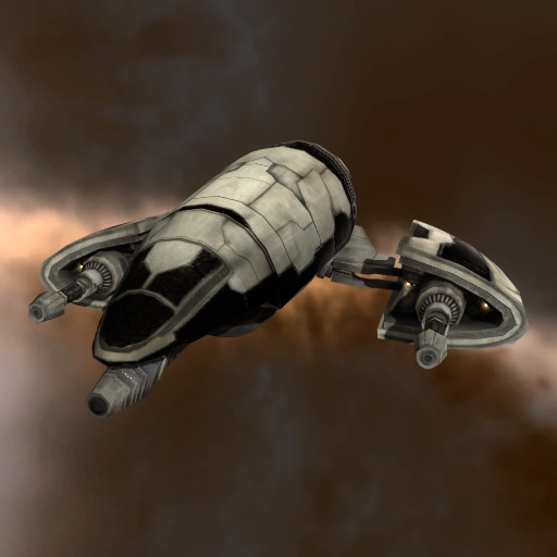 Imperial Navy Praetor (drones and fighters Combat Drone) - EVE