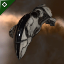 Omen Navy Issue Amarr navy Cruiser