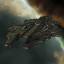 Nyx Gallente Federation Supercarrier