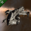 Harbinger Navy Issue Amarr navy Combat Battlecruiser