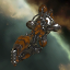 Hyperion Inner Zone Shipping Edition Gallente Federation Battleship