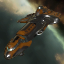 Thorax Inner Zone Shipping Edition Gallente Federation Cruiser