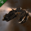 Crucifier Navy Issue Amarr Empire Frigate