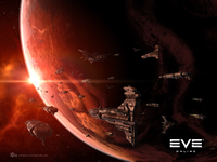 eve wallpapers prophecy in space