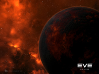 eve wallpapers debris cloud